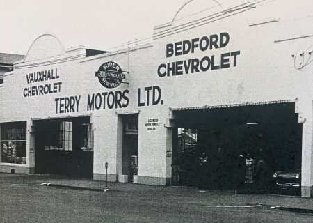 Terry Motors, Cnr Queen and Arthur st
