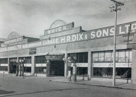 Dix and Sons building
