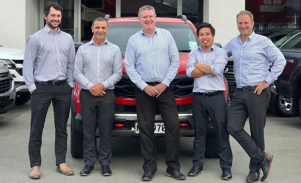 Our Car Sale & Repair Team