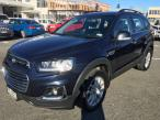Holden Captiva CG MY16 Equipe Wagon 7st 5dr Spts Auto 6sp 2WD 2.4i
